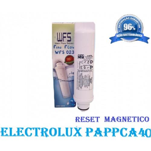 FILTRO DE AGUA REFIL PURIFICADOR ELECTROLUX PE11X-B PA21 26 31G